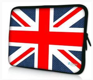 laptophoes 10,1 inch Engeland Sleevy