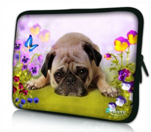 Laptophoes 11 inch hond Sleevy