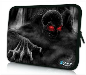 Laptophoes 11 inch horror design Sleevy