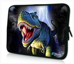Sleevy 11,6 inch laptophoes macbookhoes dinosaurus