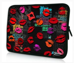 Sleevy 11,6 inch laptophoes macbookhoes kusjes