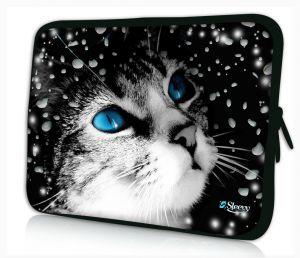 laptophoes 14 inch leuk katje sleevy