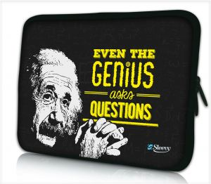 Laptophoes 15,6 inch genius - Sleevy