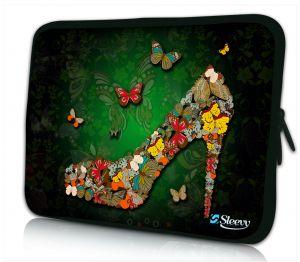laptophoes 17 inch vlinder pump Sleevy