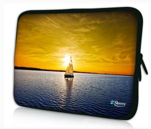 laptophoes 17.3 inch zonsondergang Sleevy