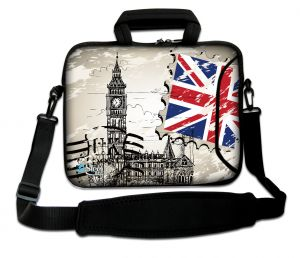 laptoptas 15 inch Big Ben Londen Sleevy