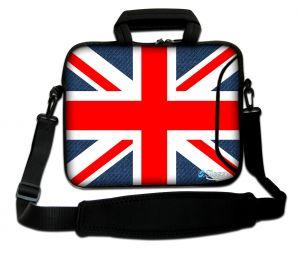 Sleevy 15,6 inch laptoptas Engeland