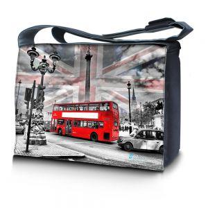 Sleevy 15,6 inch laptoptas Londen