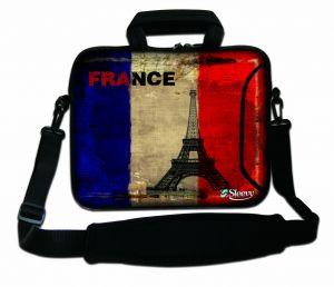 Sleevy 17,3 inch laptophoes Frankrijk
