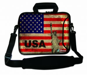 Sleevy 17,3 inch laptophoes USA design