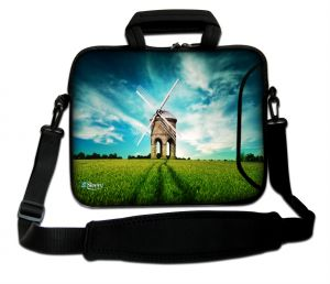 Sleevy 17,3 inch laptoptas molen