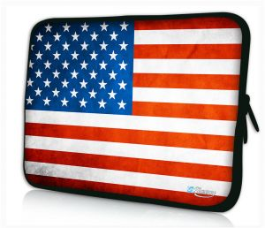 Sleevy 13,3 inch laptophoes Amerika