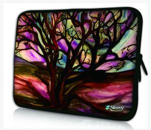 Sleevy 15 inch laptophoes kunst