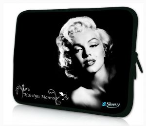 Sleevy 15 inch laptophoes Marilyn Monroe