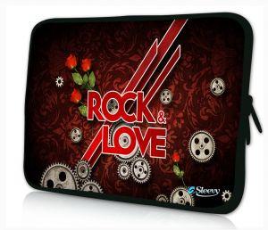 Sleevy 13,3 inch laptophoes muziek