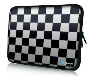 "Sleevy 10"" netbookhoes schaakbord"