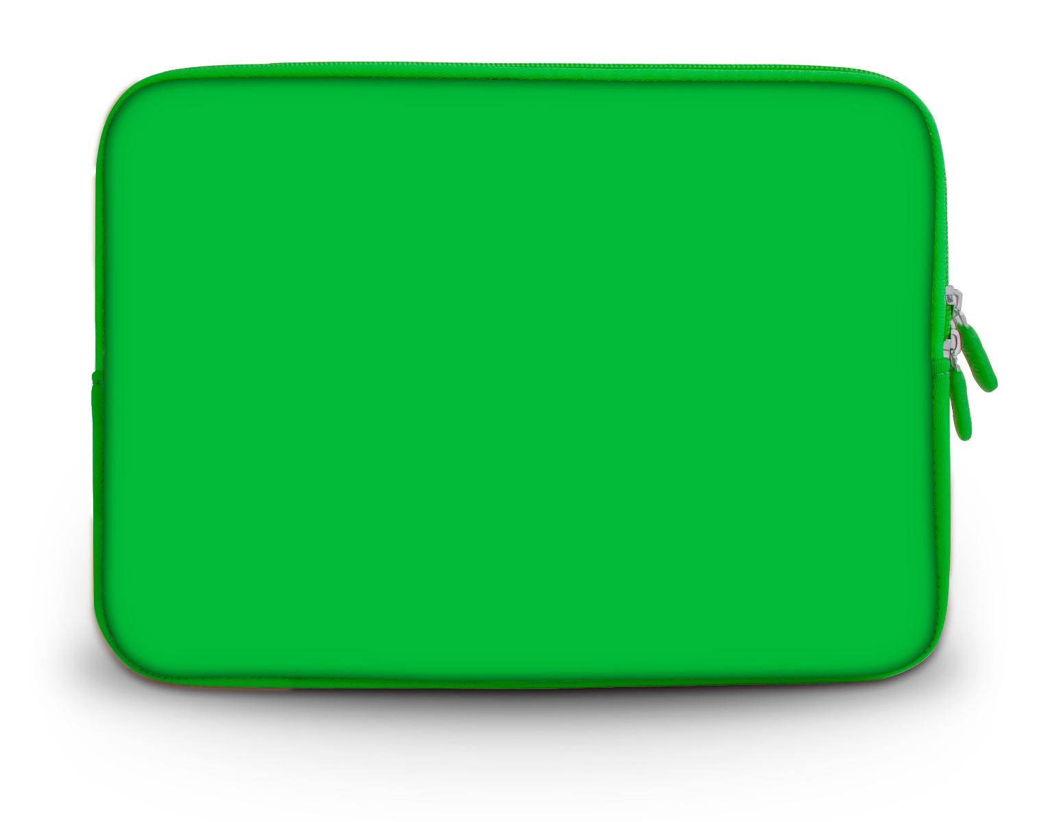 laptophoes of tas groen bedrukken