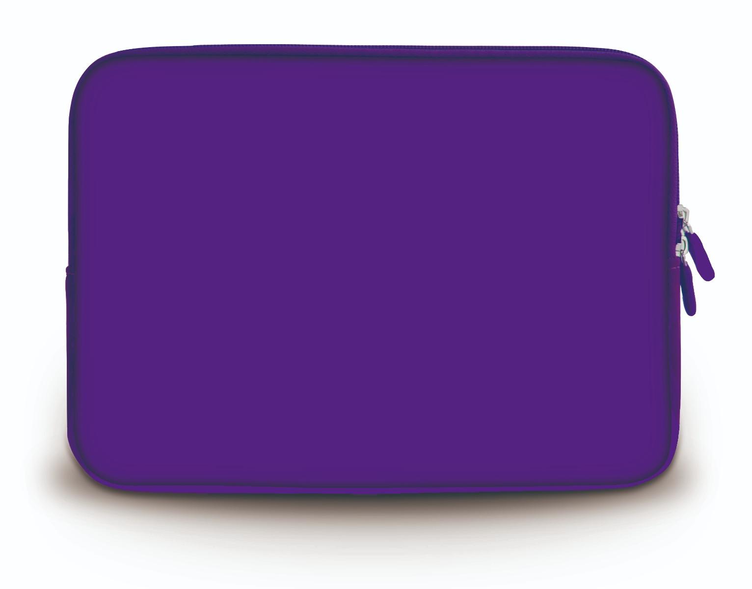 laptophoes of tas paars bedrukken