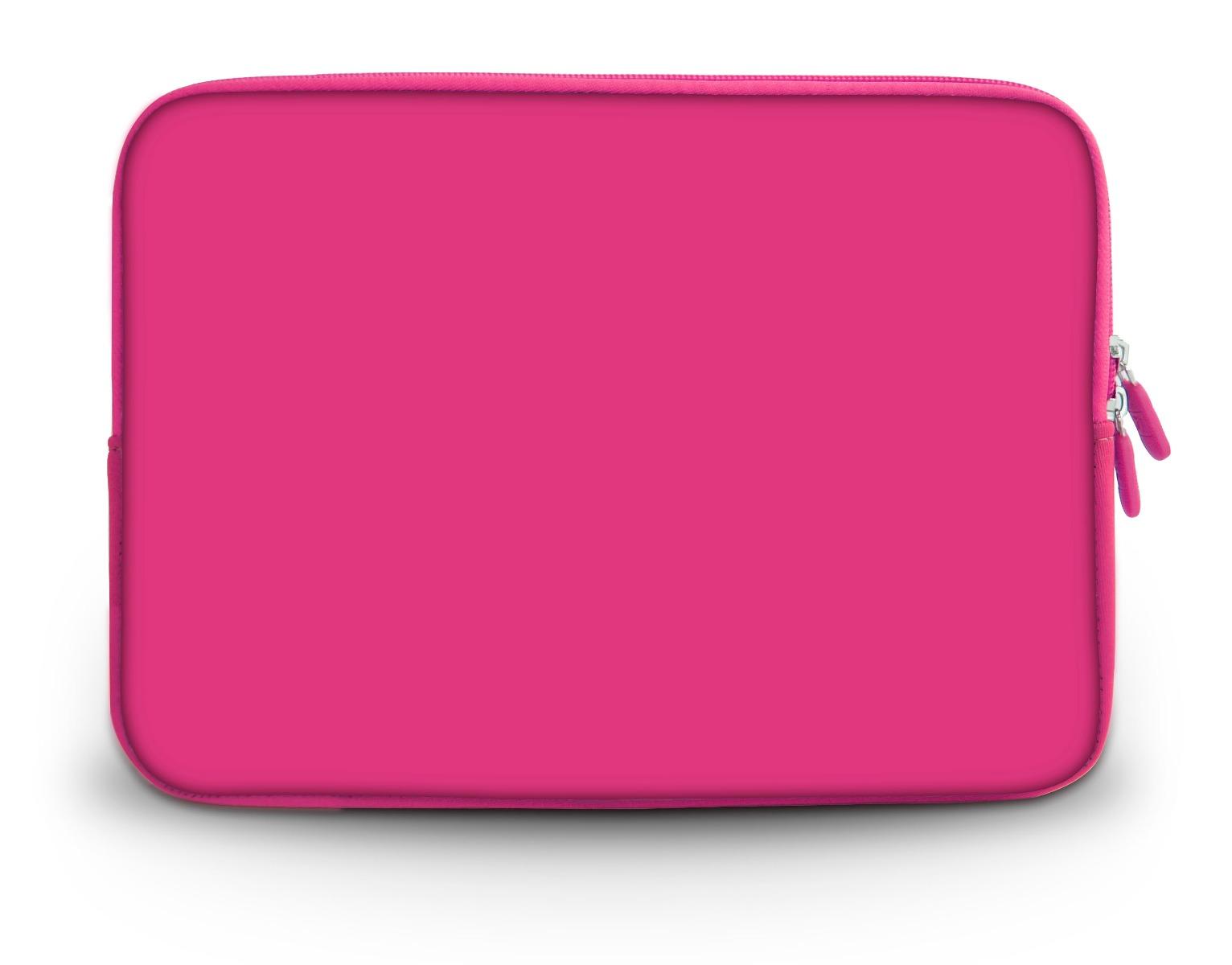 laptophoes of tas roze bedrukken
